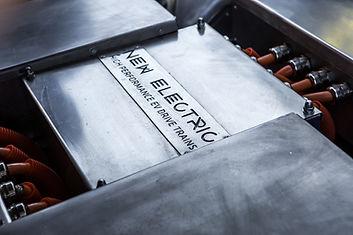 New Electric Engineering EV Drive Train