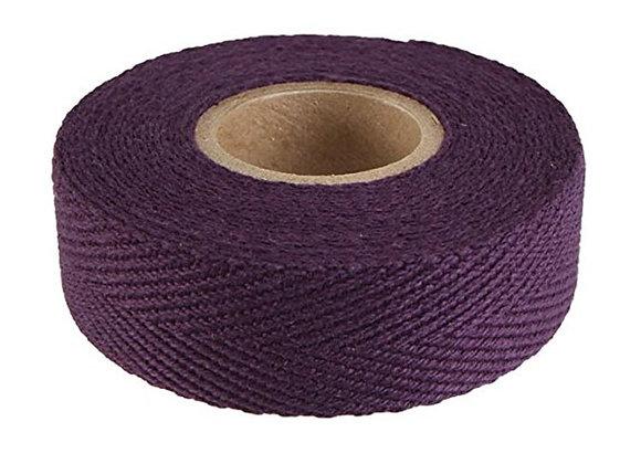 Lenkerband - Baumwolle violett