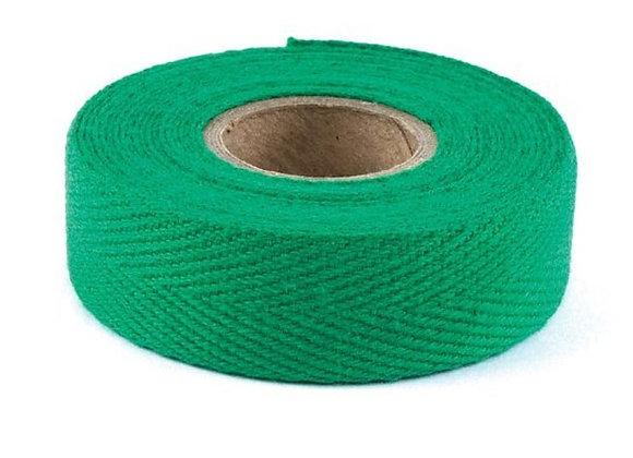 Lenkerband - Baumwolle grasgrün