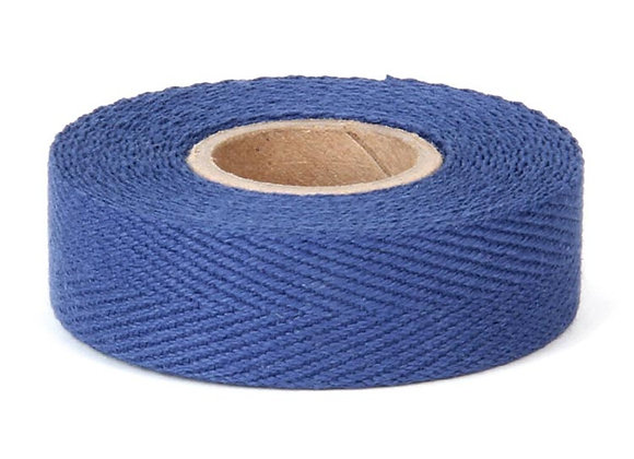 Lenkerband - Baumwolle dunkelblau
