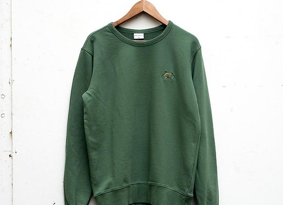 Sweatshirt Criterium - Forest Green