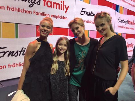 Ernstings Family Fashion Show