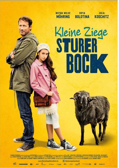 Kleine Ziege Sturer Bock Kinofilm