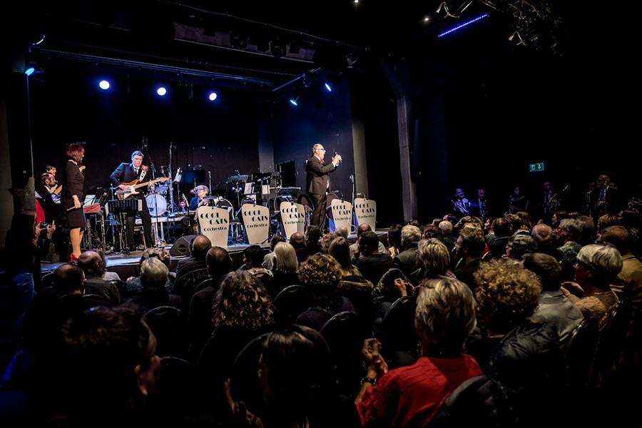Rene van der Voorden/Cool Cats Orchestra