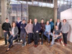 Doppler + Partner Architekten, Dopa Team, Doppler + Partner Mitarbeiter,