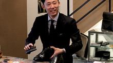 【抽選受付開始!】4月17日(土)靴磨き世界チャンピオン Y's Shoeshine 杉村氏による『シューシャインセミナー』開催!