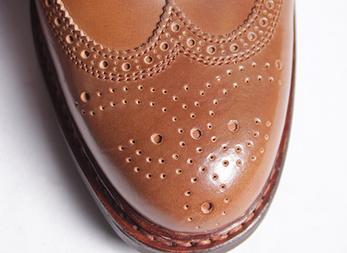 Bourbon(バーボン)カラーが再入荷!|Cordovan Shoes Pattern Order