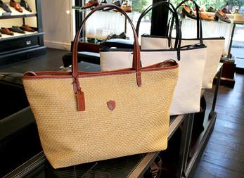イタリアの老舗ブランドから春の新作バッグ届きました。|Felisi made in Italy