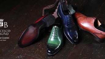 イタリア製のラグジュアリーなコレクションに新色!|FRANCESCO BENIGNO Premium Classic