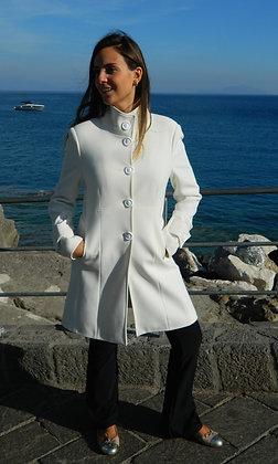 Cappotto bianco