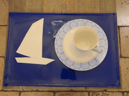 Tovaglietta Barca