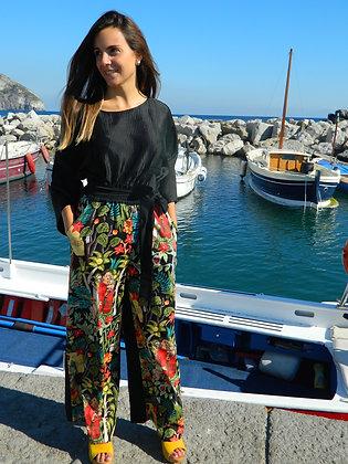 Pantalone Frida Kalho