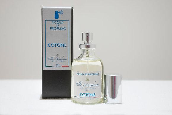 Acqua di Profumo ¨Cotone¨ 50 ml