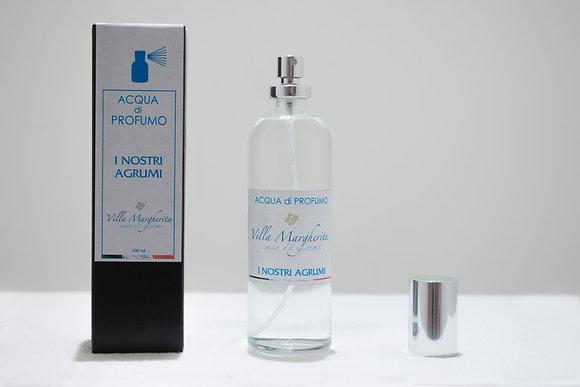 Acqua di Profumo ¨I Nostri Agrumi¨ 100 ml