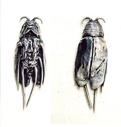 Silver Cockroach