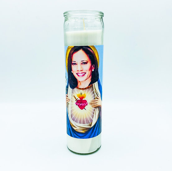 Saint Kamala Harris Prayer Candle