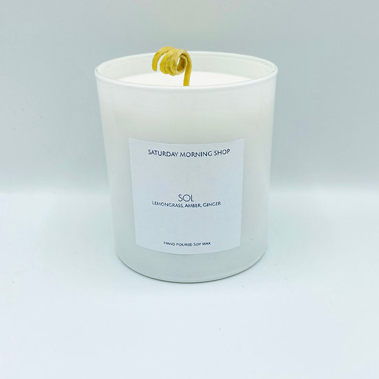 Sol Soy Candle