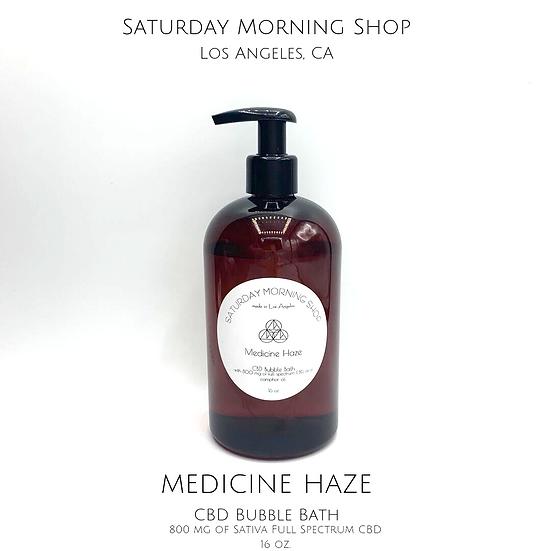 CBD Bubble Bath - Medicine Haze