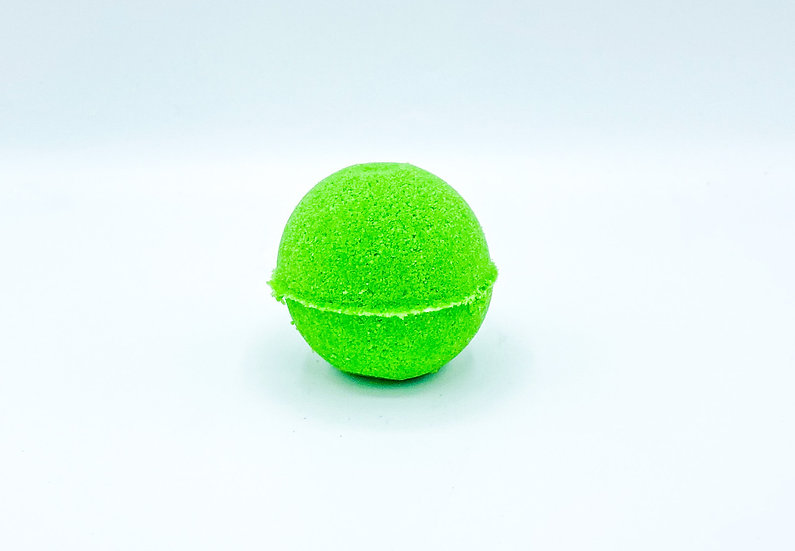 Tennis Ball Bath Bomb for Dogs - Dog Safe