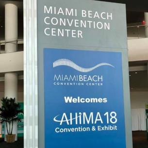 AHIMA 2018 Convention