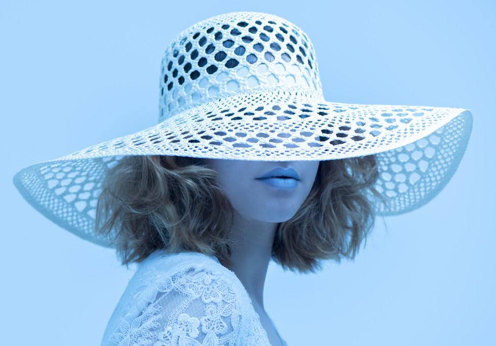 Fashion Inspired Portrait
