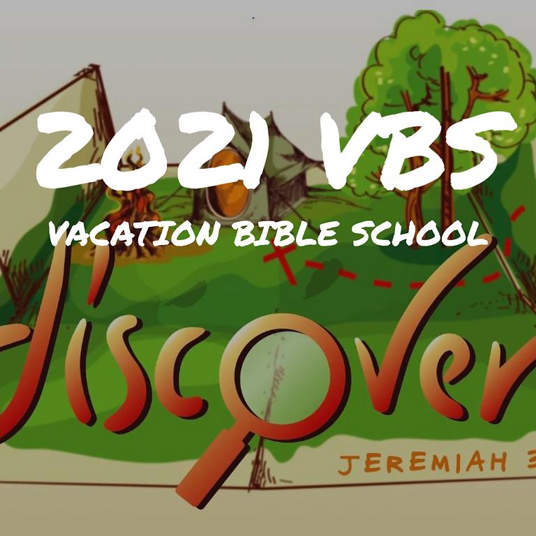 2021 VBS (Grades K-5)