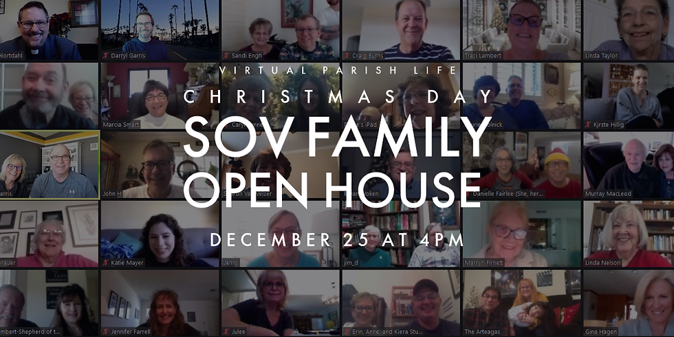 SOV Family Open House