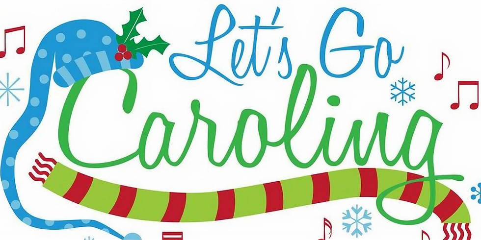 Time for Christmas Caroling!