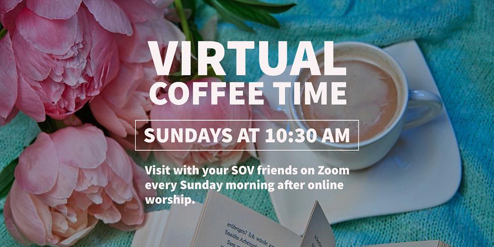 Virtual Coffee Time