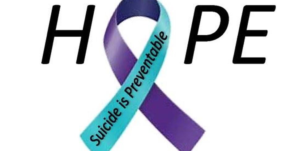 Depression Awareness & Suicide Prevention Presentation