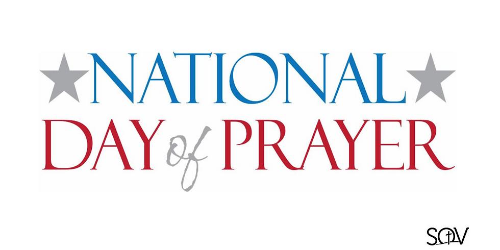 National Day of Prayer - Prayer Vigil