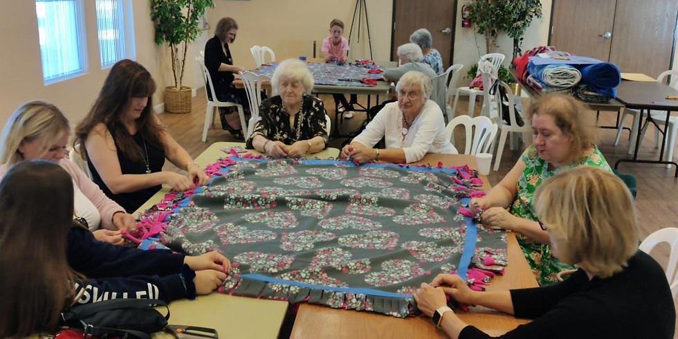 Blanket Making Fellowship