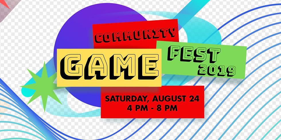 Community Game Fest 2019