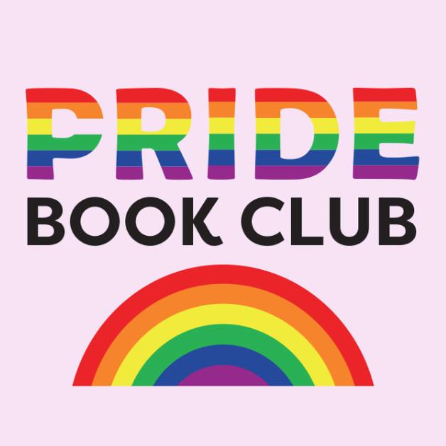 PRIDE Book Club in June