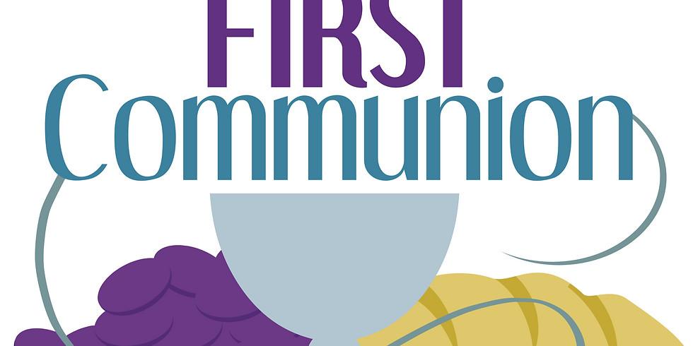 First Communion Class 3