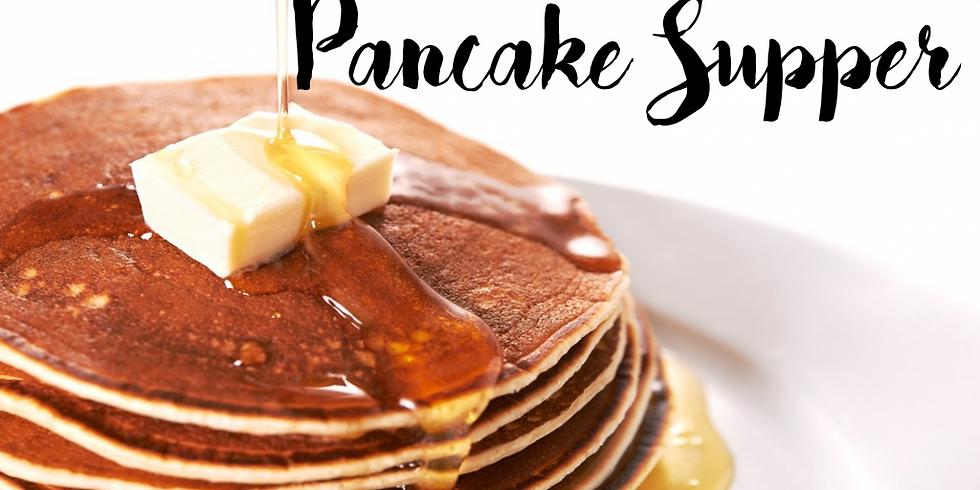 Shrove Tuesday Pancake Supper!