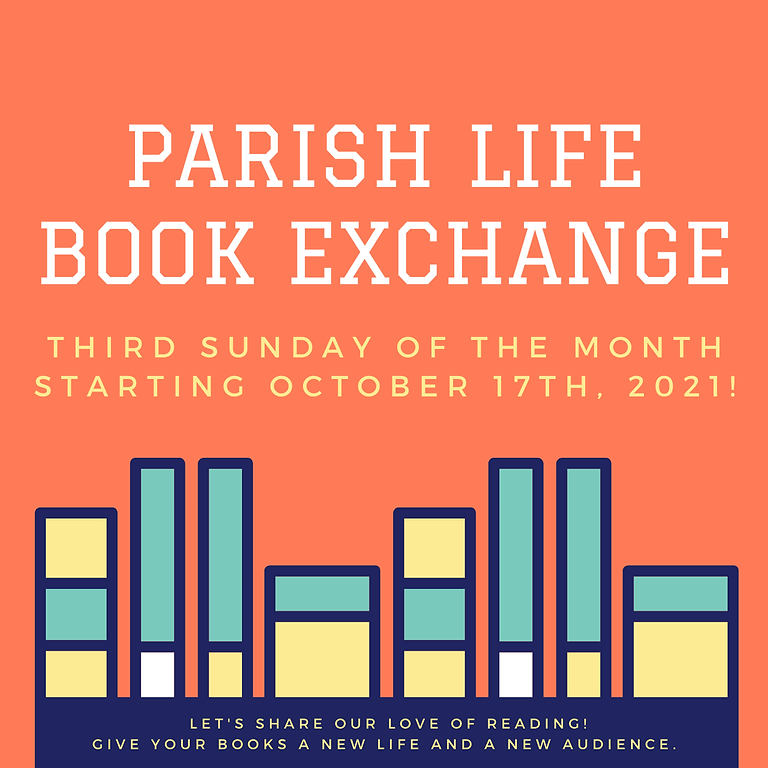 Parish Life Book Exchange