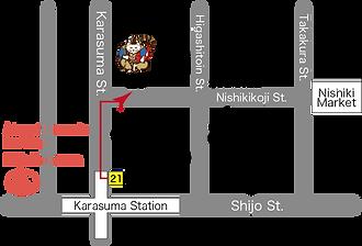 local map ebi
