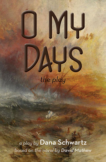 O My Days Play Front Cover.jpg