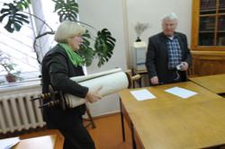 Photo 82 - Lenin Scientific Library - Guardian Bringing Additional Torah - YLK_6