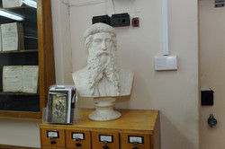 Photo 4 - Lenin Scientific Library - Waiting Room Antiques & Card Catalogue - YL