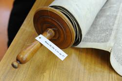 Photo 127 - Lenin Scientific Library - R. Koves Examination of Torah - Library C