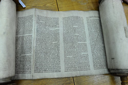Photo 120 - Lenin Scientific Library - Quality of Panels, Lettering & Writing -