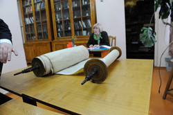 Photo 35 - Lenin Scientific Library - Guardian Watching but Not Realizing What W