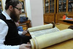 Photo 73 - Lenin Scientific Library - Next Torah Inspected - YLK_6390.JPG