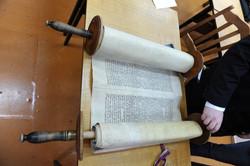 Photo 21 - Lenin Scientific Library - Inspection of Torah __  - YLK_6094.JPG