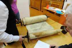 Photo 55 - Lenin Scientific Library - Torah Catalogue # 14 (with Identifying Sta