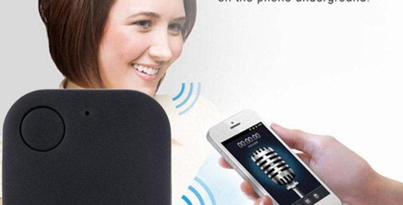 Mini Waterproof Bluetooth Anti-Lost GPS Tracking Device Remote Control