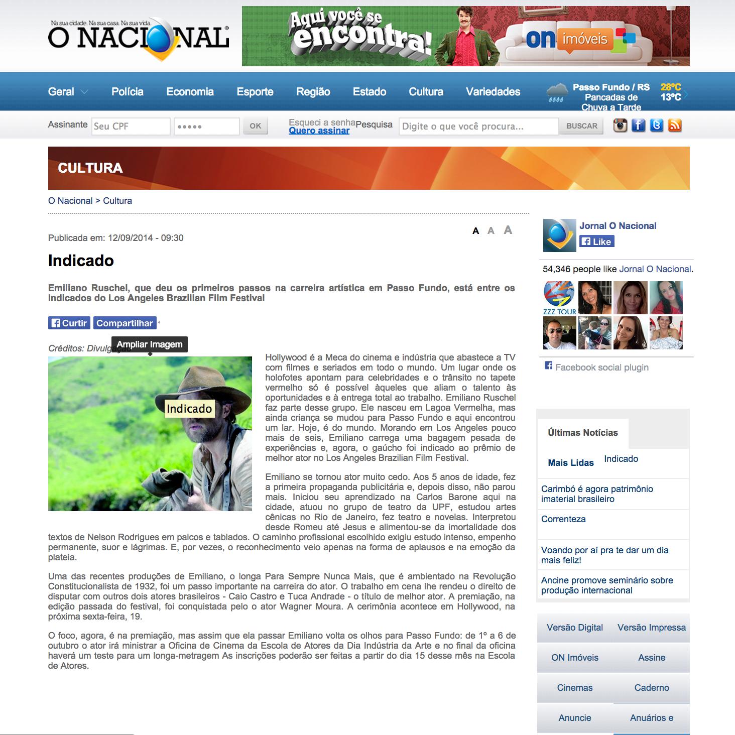O Nacional Online