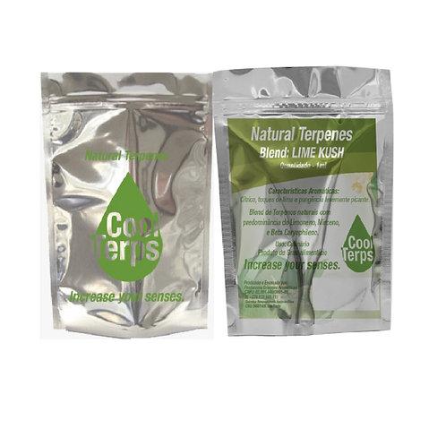 Terpeno Cool Terps – Lime Kush 1ml